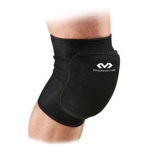 Спортивные тканевые наколенники с мягкими подушечками