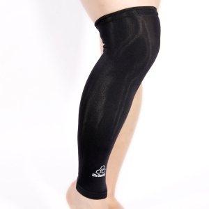 Эластичный удлинённый компрессионный бандаж hDc на голень и колено