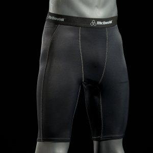 Эластичные компрессионные спортивные шорты