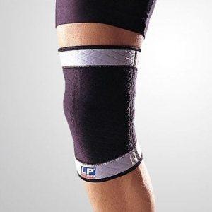 Суппорт колена усиленный с закрытой коленной чашечкой
