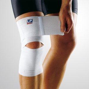 Бинт с липучкой для фиксации колена