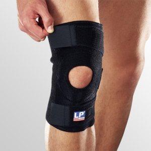 Суппорт колена с открытой чашечкой