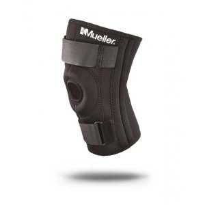 Бандаж-стабилизатор колена MUELLER 2313 PATELLA STABILIZER KNEE BRACE WITH UNIVERSAL BUTTRE