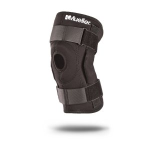 Бандаж на колено MUELLER 2333 PRO-LEVEL HINGED KNEE BRACE DELUX