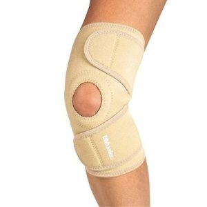 Фиксатор колена MUELLER 4536 KNEE SUPPORT OPEN PATELLA