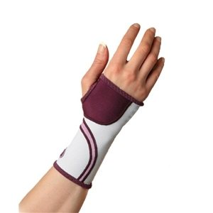 Фиксатор запястья MUELLER 70991 LIFECARE WRIST SUPPORT PLUM