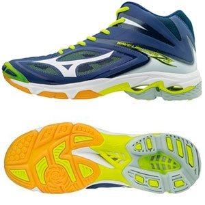 Мужские волейбольные кроссовки WAVE LIGHTNING Z3 MID. Mizuno V1GA1705 71 df2fe6d1f28