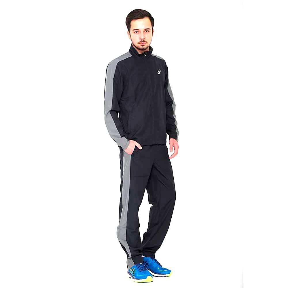 9022087d Спортивный костюм ASICS 142892 0904 SUIT ESSENTIAL купить в интернет ...