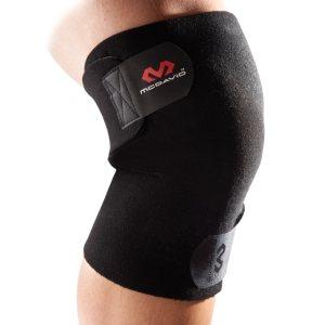 Универсальный неопреновый суппорт колена с закрытой коленной чашечкой