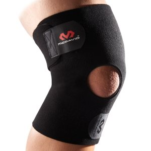 Универсальный суппорт колена с открытой коленной чашечкой