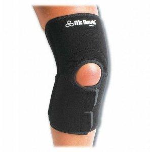 Регулируемый суппорт колена с открытой коленной чашечкой