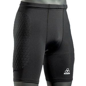 Компрессионные шорты с боковой защитой Hex