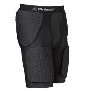 Компрессионные шорты с защитой Hex бедер, таза и копчика