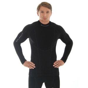 Шерстяная мужская сорочка с длинным рукавом Wool Merino