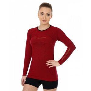 Женская двухслойная блуза с длинным рукавом 3D Run PRO