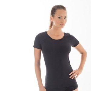 Женская теплосберегающая футболка с коротким рукавом Comfort Wool