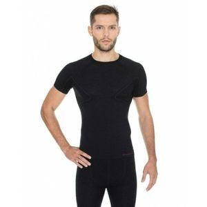 Мужская бесшовная футболка из мериносовой шерсти  ACTIVE WOOL