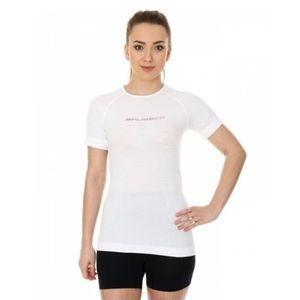 Женская бесшовная футболка с коротким рукавом 3D Run PRO