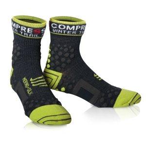 Зимние компрессионные носки TRAIL