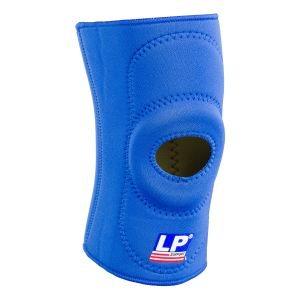 Суппорт колена с защитой от ушибов с открытой колленой чашечкой