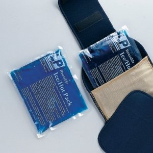 Многоразовый термостатический пакет для компрессов