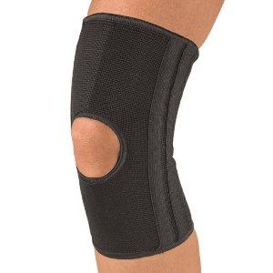 Легкий суппорт колена с открытой коленной чашечкой