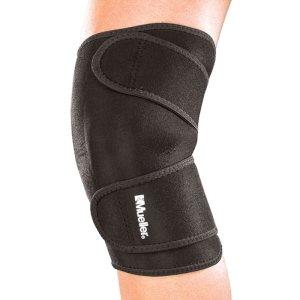 Универсальный фиксатор колена с закрытой коленной чашечкой