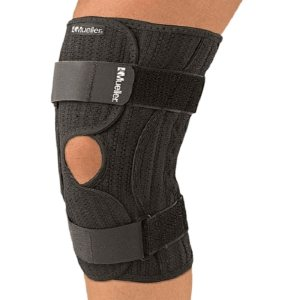 Неопреновый разъемный бандаж коленного сустава