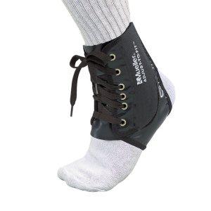 Бандаж на голеностопный сустав со шнуровкой
