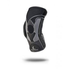 Усиленный бандаж на колено с шарнирами