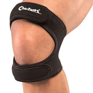 Двойной фиксирующий ремень на колено