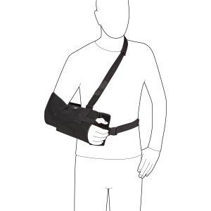 Плечевой ортез с отведением верхней конечности на 15°