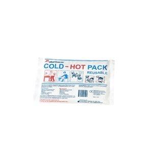 Компрессы холодные/горячие многократного применения 10х15см