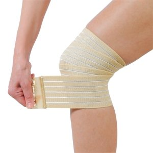 Эластичный бинт на колено Pharmacels® Knee Wrap