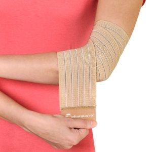 Эластичный бинт на локоть Pharmacels® Elbow Wrap