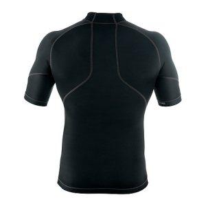 Мужская компрессионная футболка с коротким рукавом