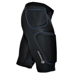 Компрессионные шорты с защитными вставками