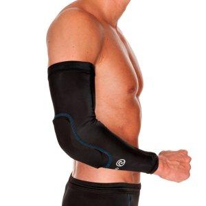 Компрессионный рукав с защитной вставкой