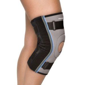 Усиленный шарнирный коленный бандаж Hyper-X
