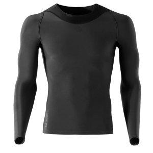 Мужская компрессионная футболка с длинным рукавом