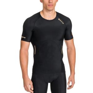 Футболка мужская с коротким рукавом Skins A400 Mens Top Short Sleeve